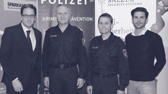 Sicherheitstage Salzer Security Systems