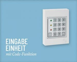 ABI Eingabeeinheit Code Salzer Security Systems