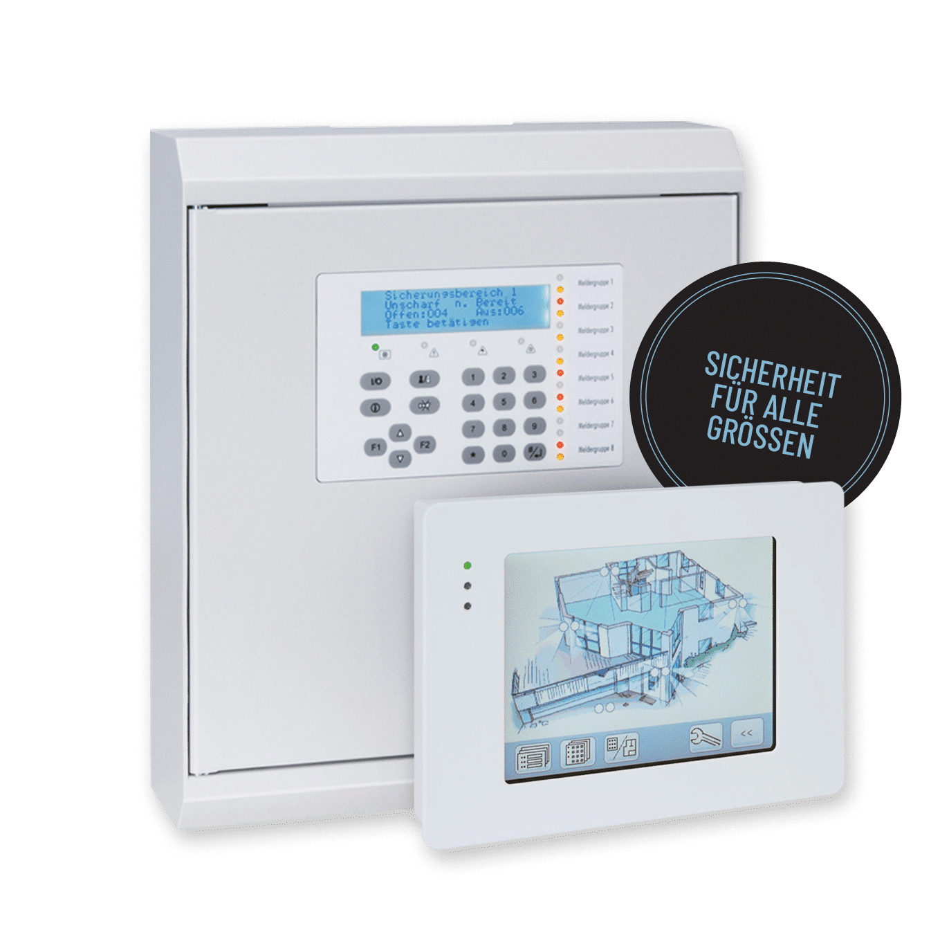 ABI Produktbild Salzer Security Systems