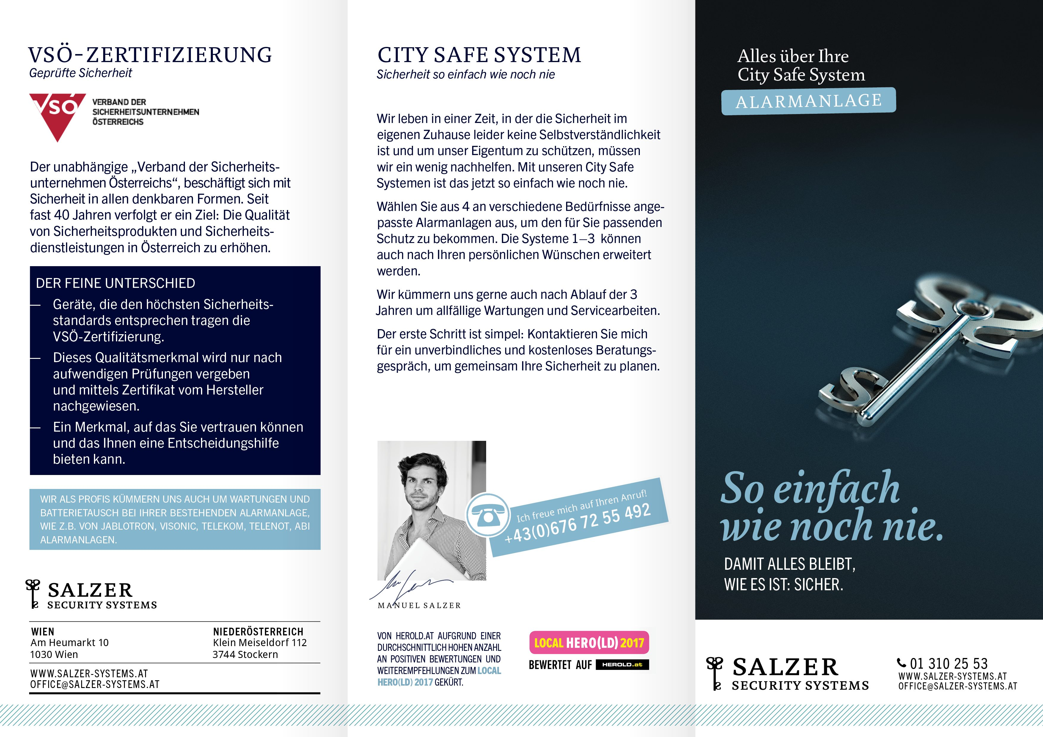 City Safe Systems Front