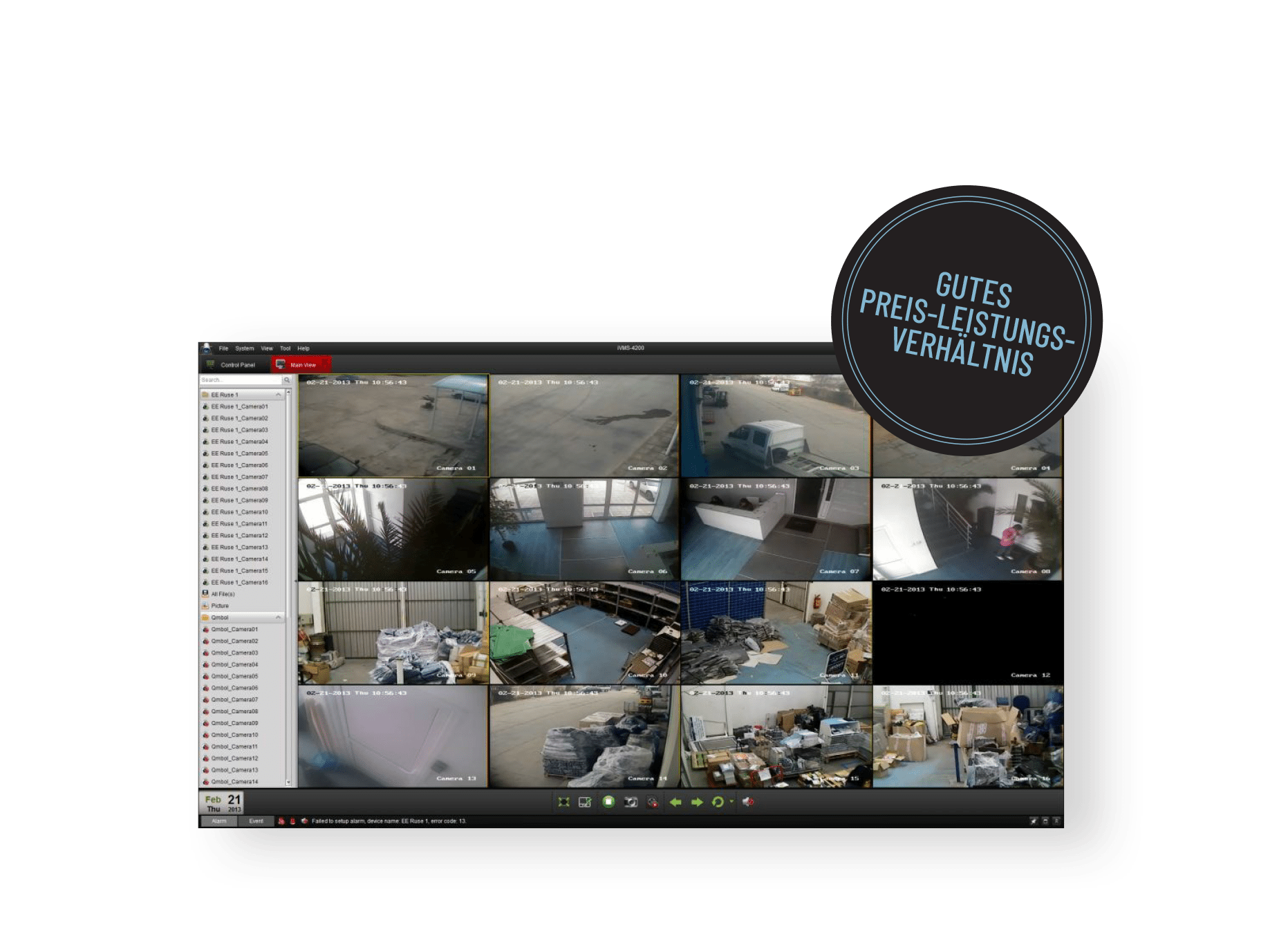 HIKVISION Salzer Security Systems