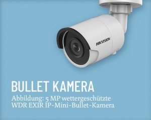 Hikvision Bullet 02 Salzer Security Systems