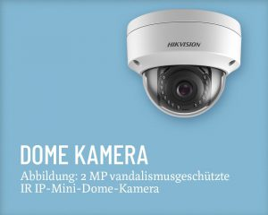 Hikvision Dome 01 Salzer Security Systems