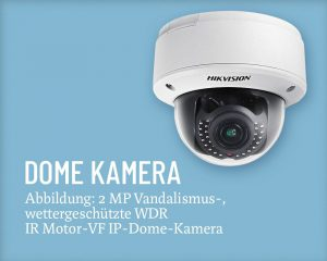 Hikvision Dome 02 Salzer Security Systems