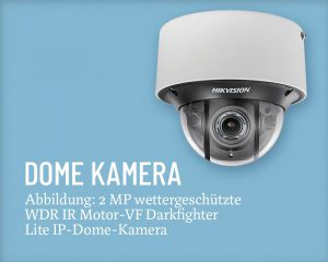 Hikvision Dome 03 Salzer Security Systems