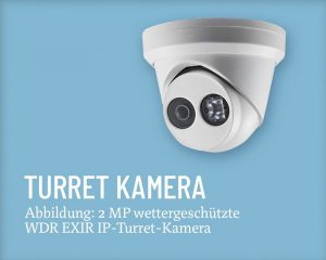 Hikvision Turret Salzer Security Systems