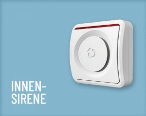 Joblotron Innensirene - Salzer Security Systems
