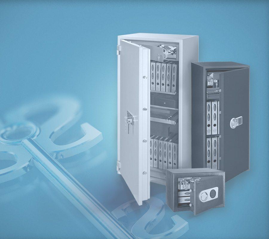 Produktgruppen Tresore Salzer Security Systems
