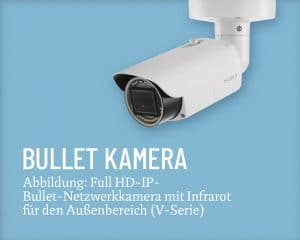 Sony Bullet Salzer Security Systems