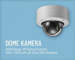 Sony Dome 01 Salzer Security Systems