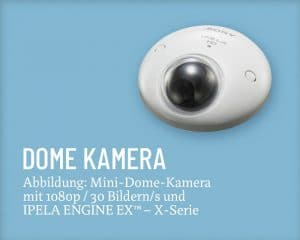 Sony Dome 02 Salzer Security Systems