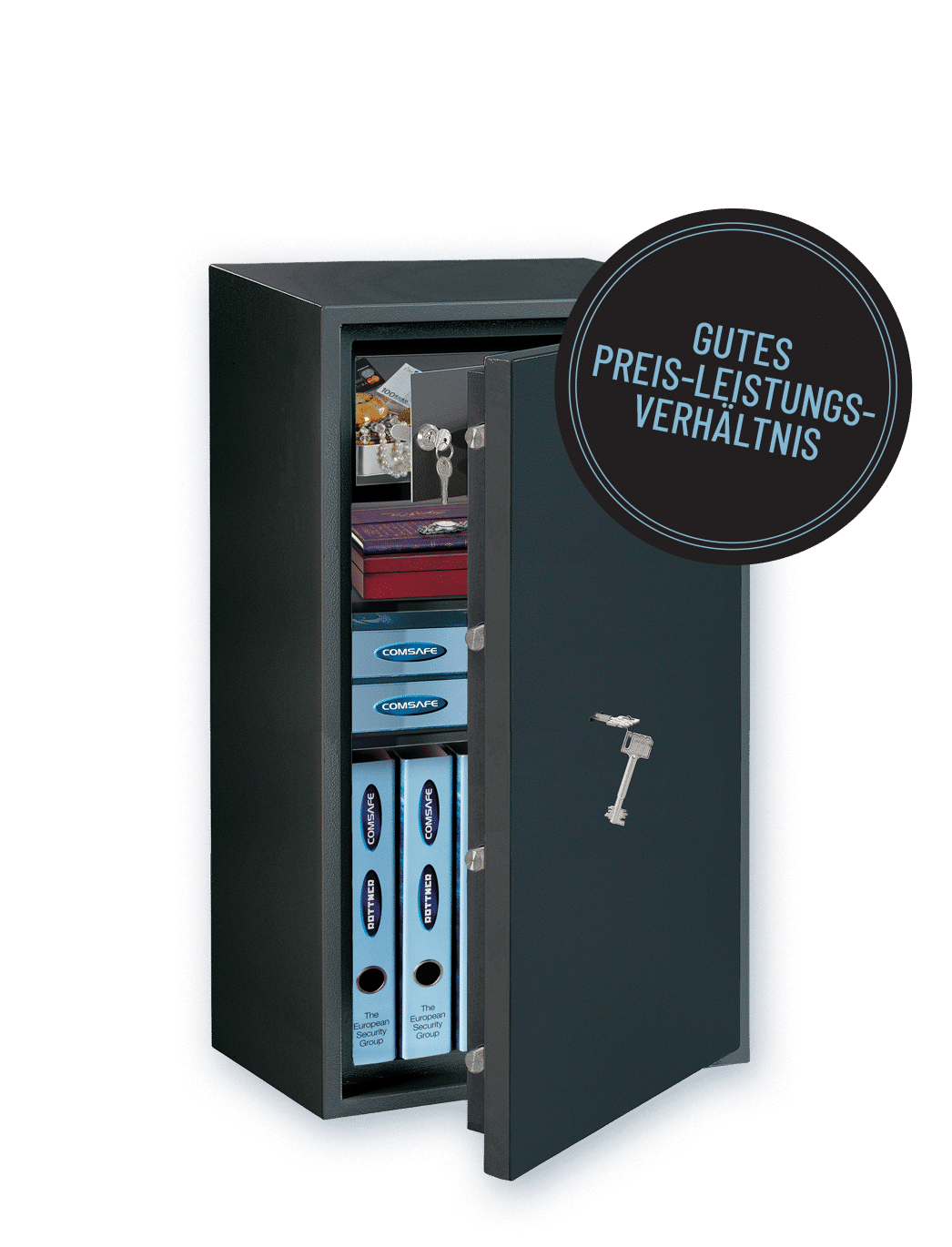 Rottner Tresore Salzer Security Systems