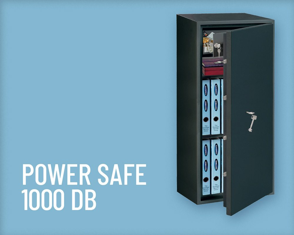 Tresore Rottner Powersafe 1000 DB Salzer Security Systems