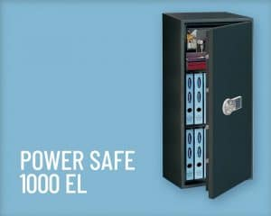 Tresore Rottner Powersafe 1000 EL Salzer Security Systems