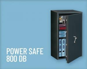 Tresore Rottner Powersafe 800 DB Salzer Security Systems