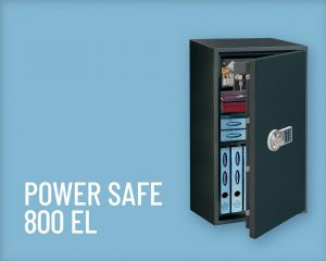 Tresore Rottner Powersafe 800 EL Salzer Security Systems