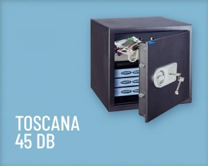 Tresore Rottner Toscana 45 DB Salzer Security Systems