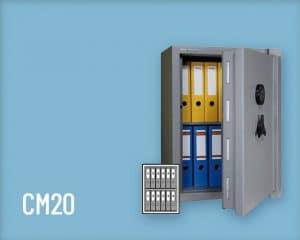 Tresore Wertheim CM20 Salzer Security Systems