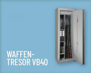 Tresore Wertheim Waffentresor VB40 Salzer Security Systems