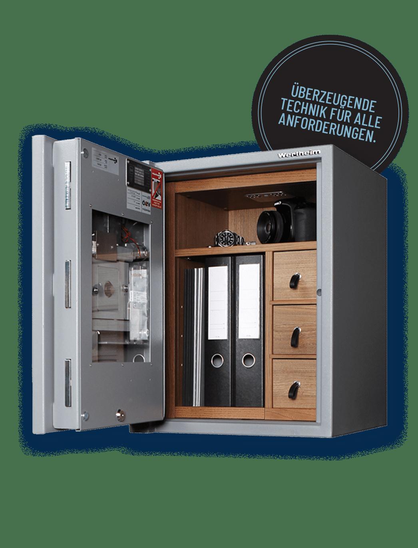 Wertheim Tresore Salzer Security Systems